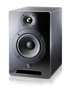 Yorkville Sound YSM5 Compact Powered Studio Reference Monitor Pa