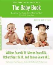 The Baby Book Everything You Need to Know Mosman Mosman Area Preview