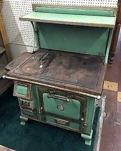 WANTED. Old style wood fired cook stove.