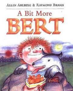 Ahlberg, Allan, A Bit More Bert (Picture Puffin), Very Good Book