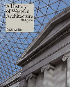 History-of-Western-Architecture-David-Watkin-Good-Condition-Book-ISBN-9781856