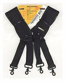 Toughbuilt Toolbelt Braces