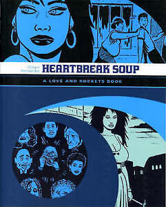 HUMAN DISATROPHISM: A LOVE AND ROCKETS BOOK., Hernandez, Gilbert., Used; Very Go