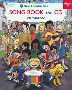Oxford Reading Tree Song Book and CD, Holdstock, Jan