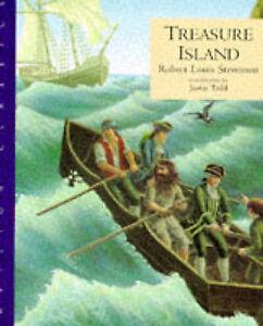 Good, Treasure Island (Little Classics), Stevenson, Robert Louis, Book