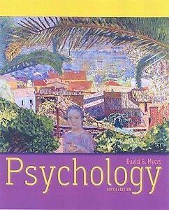 Psychology myers books ebay psychology myers 9th edition fandeluxe Choice Image