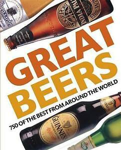 Great Beers, Tim Hampson | Hardcover Book | Good | 9781405351454