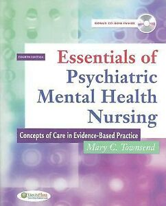 Essentials of Psychiatric Mental Health Nursing by Mary ...