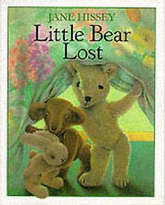 Jane Hissey Little Bear Lost Very Good Book