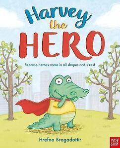 Harvey the Hero by Hrefna Braggadottir | Hardcover Book | 9780857638878 | NEW