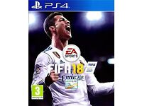 FIFA18 for PS4