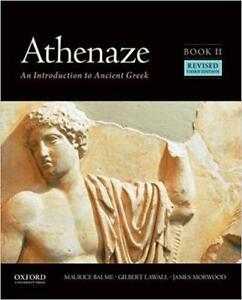 Athenaze Book II An Introduction to Ancient Greek 3rd Edition
