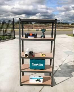 0.9 1.5 2m Garage long span storage shelving workbench cart Kayak