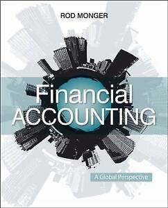 Financial Accounting, Rod Monger