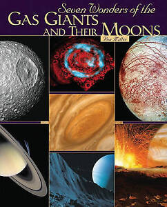 Seven Wonders of the Gas Giants and Their Moons-ExLibrary