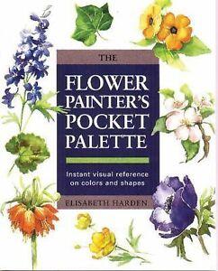 The-Flower-Painters-Pocket-Palette-Elisabeth-Harden-Acceptable-Book