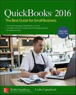 QuickBooks 2016: The Best Guide for Small (The Best Small Business)