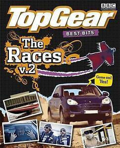 BBC Books, Top Gear: Best Bits The Races v.2, Very Good Book