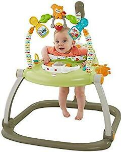 Woodland Adventure Baby Jumperoo
