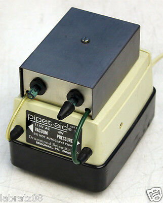 Drummond Scientific Company Pipet-aid Dual Pump Filtration Unit