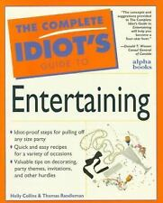 Complete Idiot's Guide to Entertaining (The Complete Idiot's Guide), Collins, Go