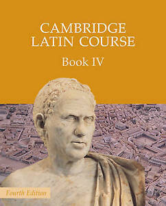 Cambridge-Latin-Course-Book-4-Good-Condition-Book-Cambridge-School-Classics-Pr