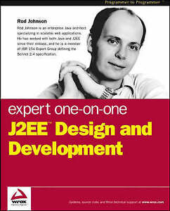 Expert One-on-one J2EE Design and Development (Programmer to Programmer), Good C