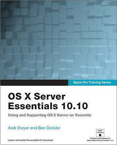 OS X Server Essentials 10.10