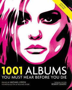 1001 Albums: You Must Hear Before You Die (1001 Mus..., Dimery, Robert Paperback