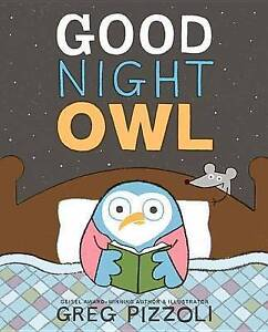 Good Night Owl By Pizzoli, Greg -Hcover