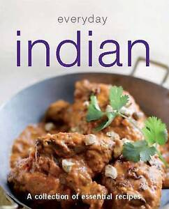 """""""AS NEW"""" Everyday Indian, , Book"""