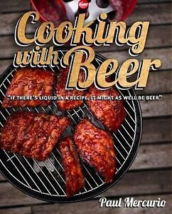 NEW Cooking with Beer Paul Mercurio Free Shipping
