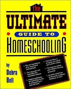 Home Teaching Guide Ultimate Homeschooling Book Learn Education Methods & Advice