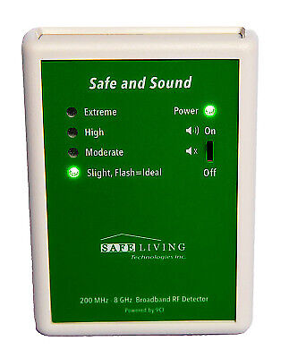 Safe And Sound Classic Rf Meter