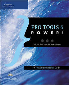 Pro Tools 6 Power!, Catharine Albanese