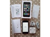 Iphone 5s 16GB grey mint condition