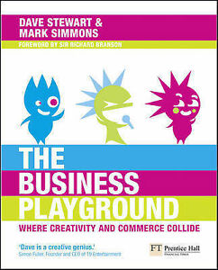 Business Playground-ExLibrary
