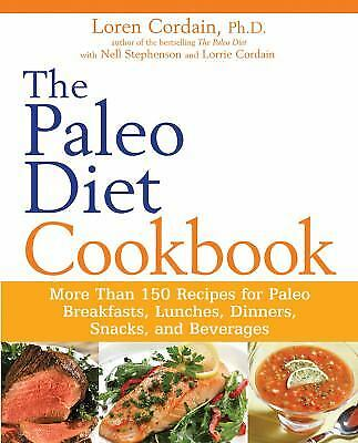 The Paleo Diet Cookbook   More Than 150 Recipes For Paleo Breakfasts
