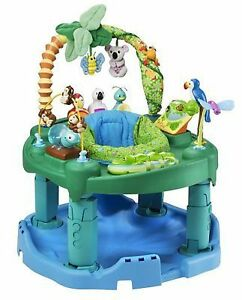 Evenflo Exersaucer Triple Fun Jungle (3-in-1)
