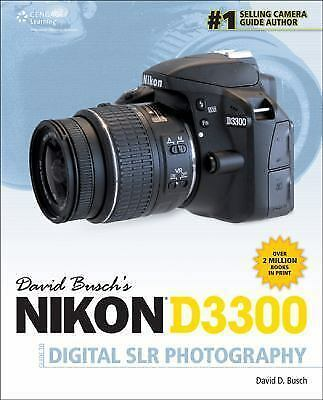 David Busch's Nikon D3300 Guide to Digital SLR Photography by David D. Busch... 1