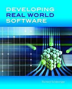 Developing Real World Software, Schlesinger, New Book