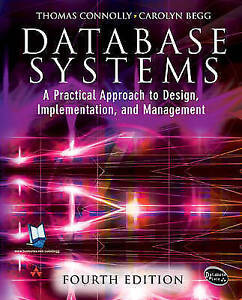 Database Systems: A Practical Approach to Design