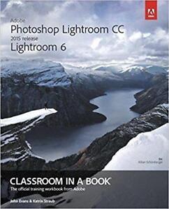 Adobe Photoshop Lightroom CC Lightroom 6