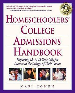 Homeschoolers-College-Admissions-Handbook-Cafi-Cohen