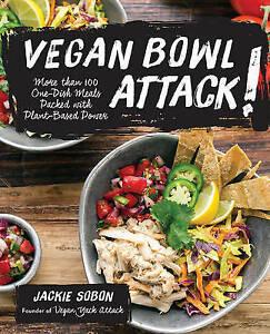 Vegan Bowl Attack!, Jackie Sobon