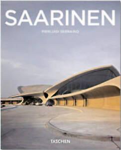 Saarinen by Pierluigi Serraino Paperback 2005 -  Aberdeen City, Aberdeen City, United Kingdom - Saarinen by Pierluigi Serraino Paperback 2005 -  Aberdeen City, Aberdeen City, United Kingdom