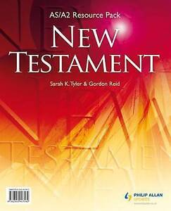 AS/A2 New Testament Teacher Resource Pack, Sarah K. Tyler