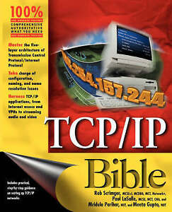 TCP/IP Bible-ExLibrary