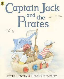 Captain Jack and the Pirates PB  BOOK NEW