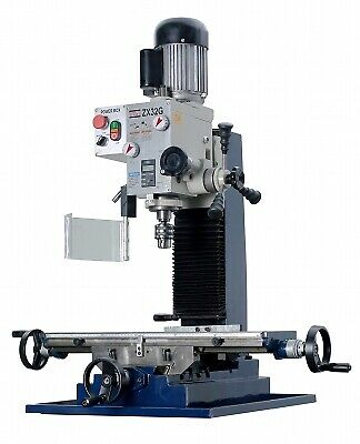 Zx32g 27 916 X 7 116 Milling And Drilling Machine